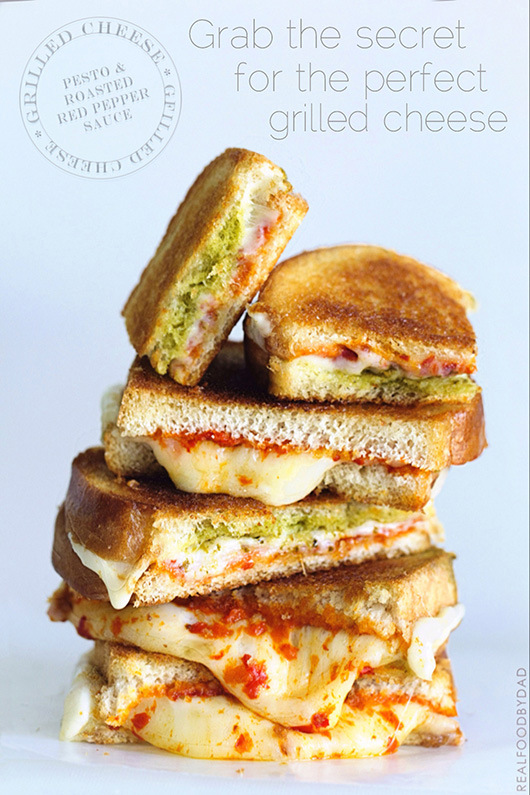 Pesto-and-Roasted-Red-Pepper-Grilled-Cheese-from-Real-Food-by-Dad