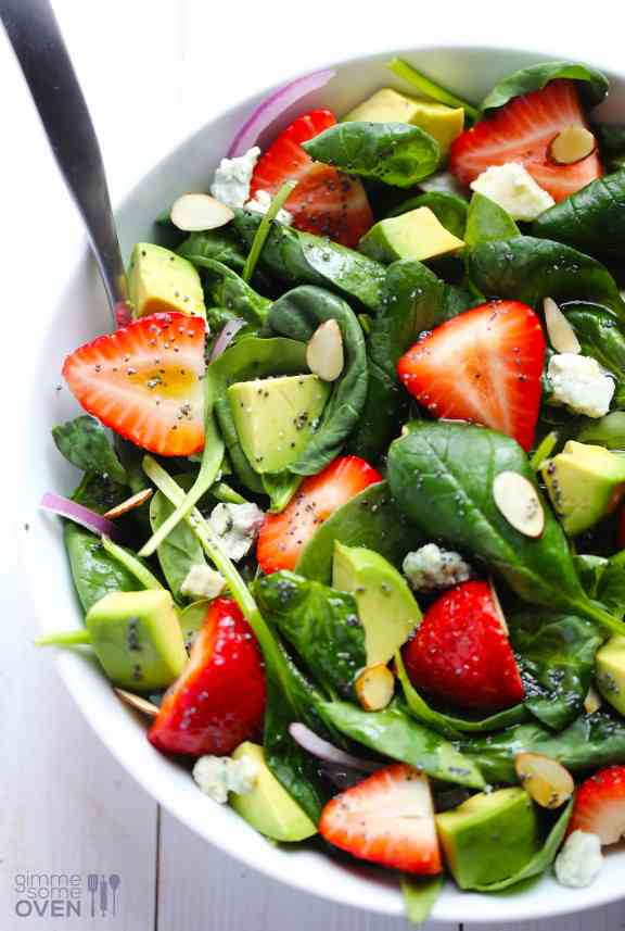 Strawberry-and-Avocado-Spinach-Salad-51-576x857