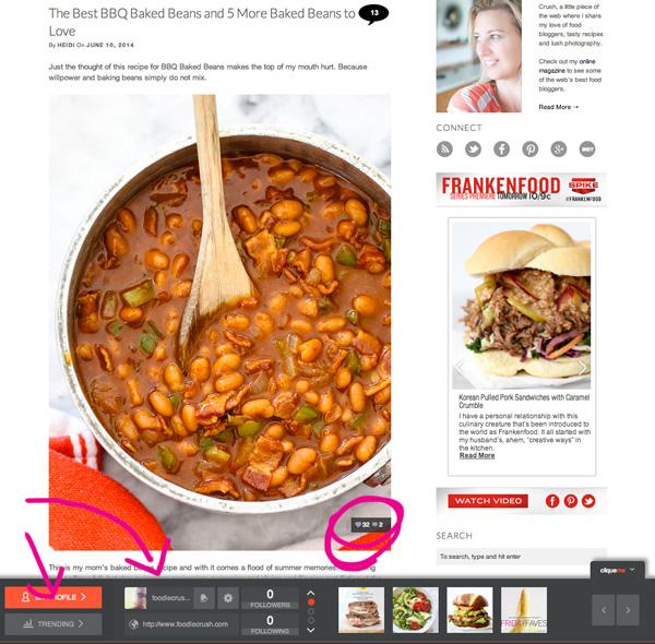 CliqueMe Disney + VISA Giveaway on FoodieCrush.com