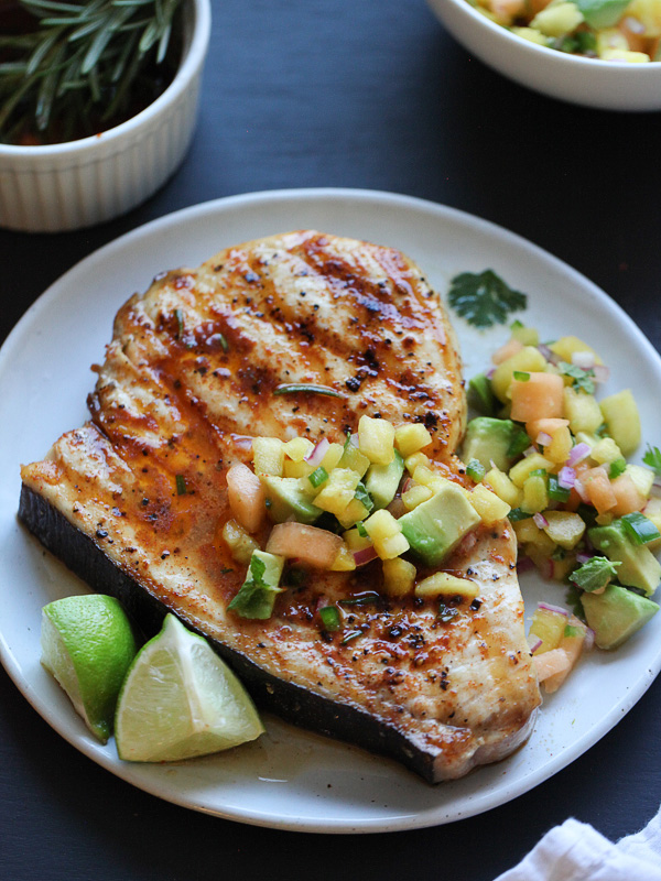 Best swordfish recipes grilled