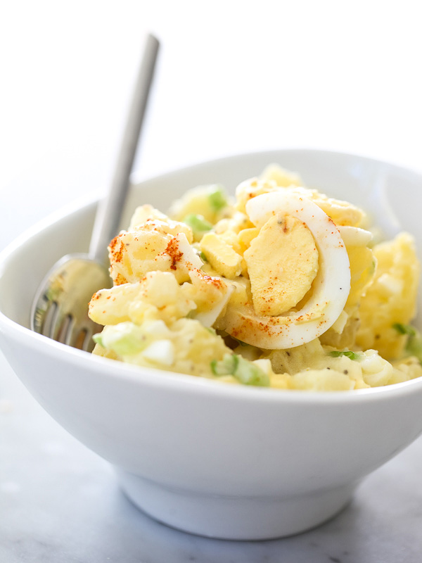 How to make the best potato salad foodiecrush how to make the best potato salad forumfinder Images