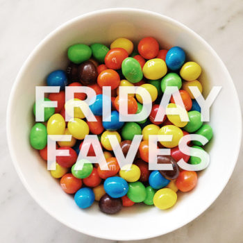 Friday Faves on foodiecrush.com