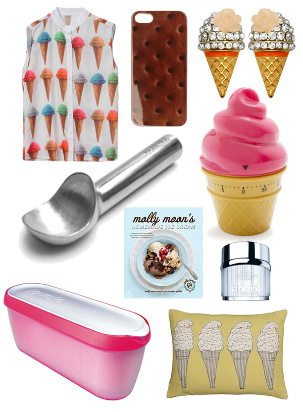 Ice Cream Favorites on foodiecrush.com