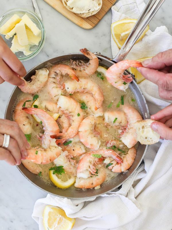 Beer Steamed L N Eat Shrimp Recipe