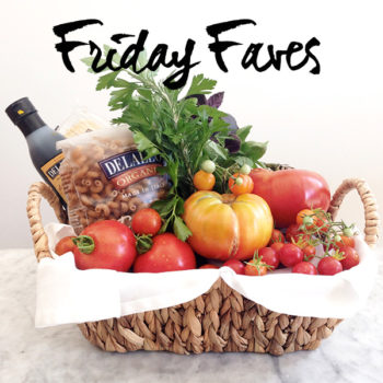 Friday Faves link love list on foodiecrush.com