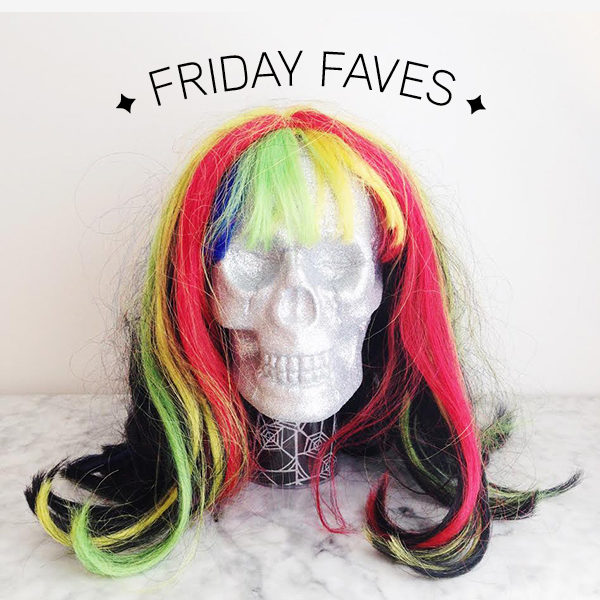 Friday Faves Halloween