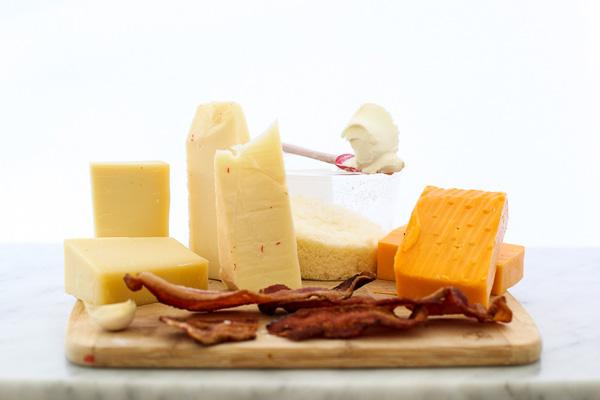 Obsédé par le macaroni au fromage au fromage foodiecrush.com