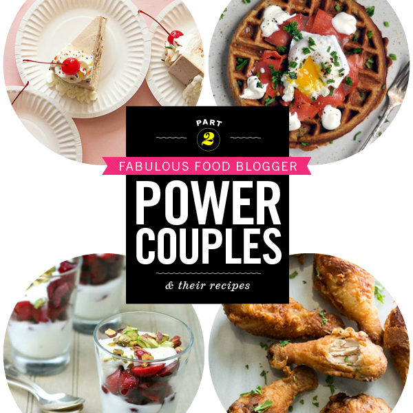 Food Blogging Power Couples on foodiecrush.com