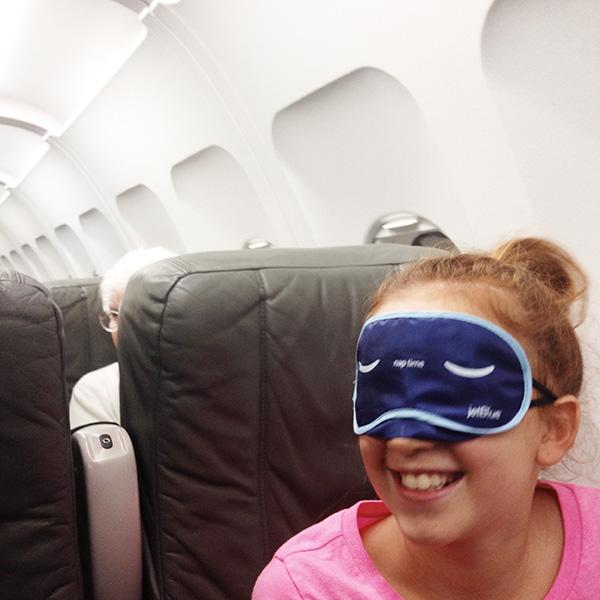 Smudge in flight
