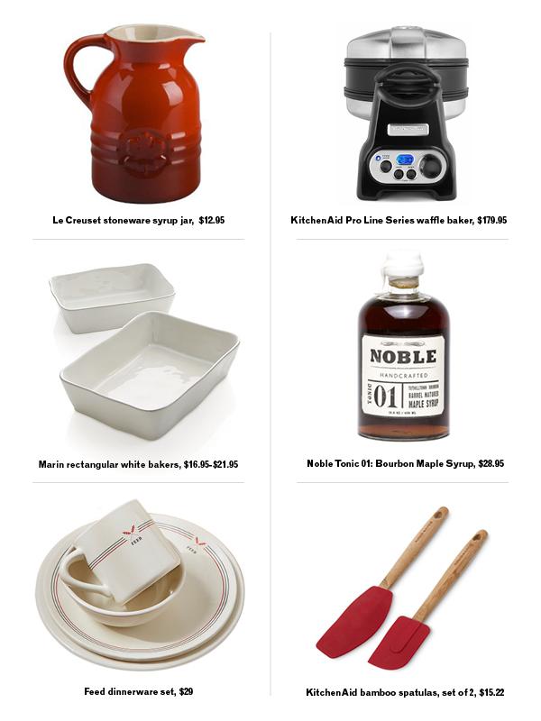 Breakfast products foodiecrush.com