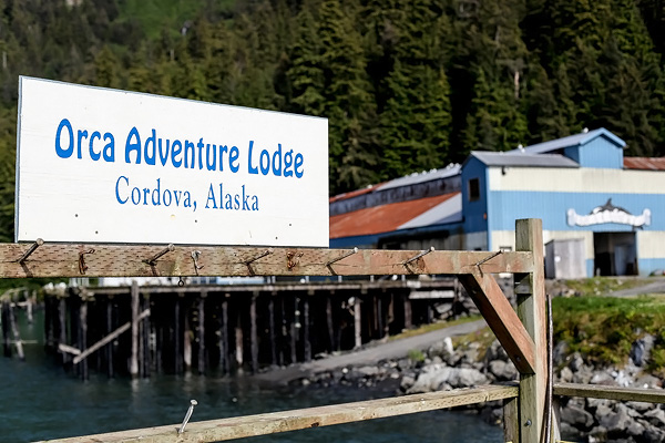 Orca Lodge Cordova Alaska foodiecrush.com