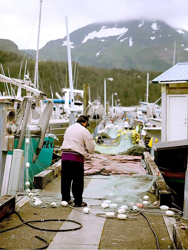 Cordova-Fisherman