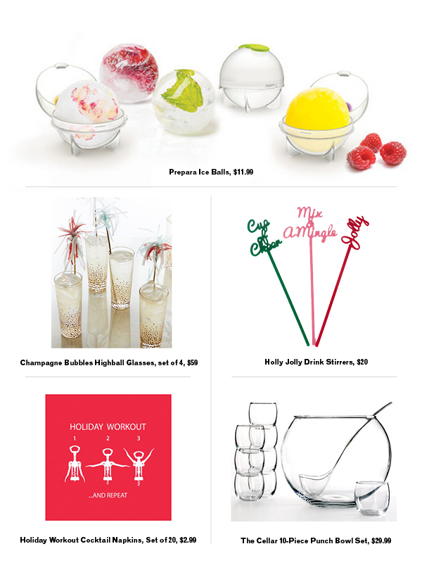 Holiday Punch products foodiecrush.com