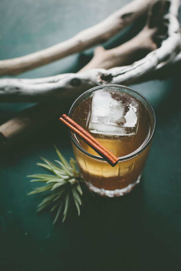 Autumn Punch from ablognamedscout.com on foodiecrush.com