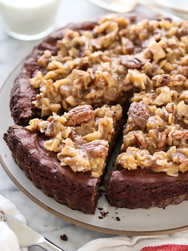 German-Chocolate-Brownie-Pie-foodiecrush.com-010