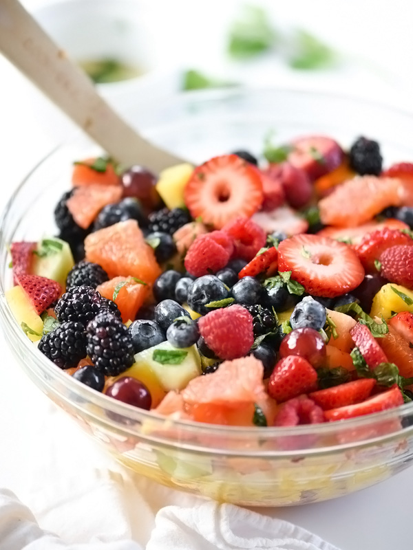 recipe: berry salad with mint [31]