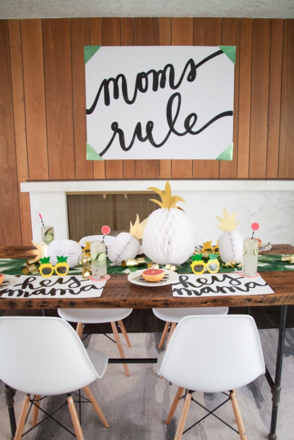 Moms Rule: Mother's Day Brunch from thealisonshow.com on foodiecrush.com