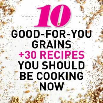 10 Good For You Grains You Should Be Cooking With Right Now | foodiecrush.com