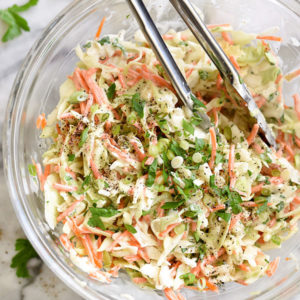 How to Make the Best Creamy Coleslaw