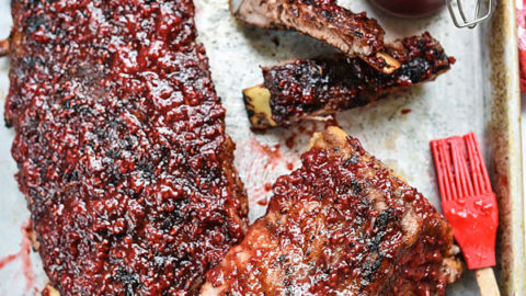 Awesome Raspberry Chipotle Bbq Ribs Download Free Architecture Designs Lectubocepmadebymaigaardcom