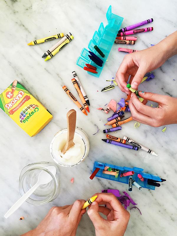 How to Make Crayon Lipstick foodiecrush.com