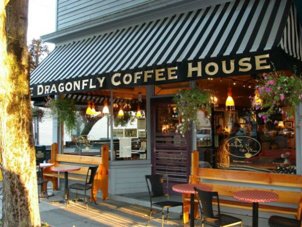 The Dragonfly Coffee House And Bakery