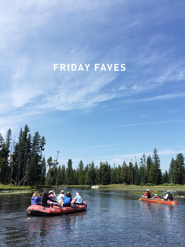 Friday-Faves