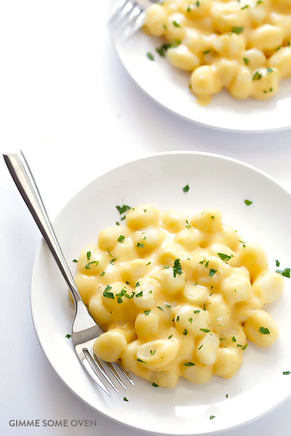 Gnocchi Mac and Cheese | Gimme Some Oven