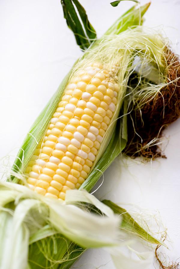 Zucchini and Fresh Corn Farmers' Market Salad with Lemon-Basil Vinaigrette on foodiecrush.com Zucchini and Fresh Corn Farmers' Market Salad with Lemon-Basil Vinaigrette on foodiecrush.com