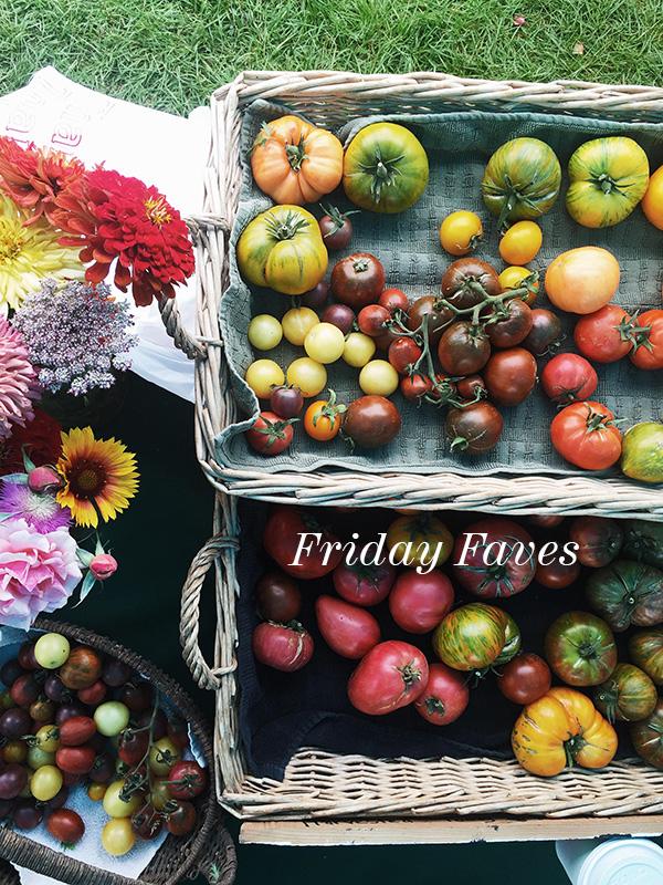 Friday Faves foodiecrush.com