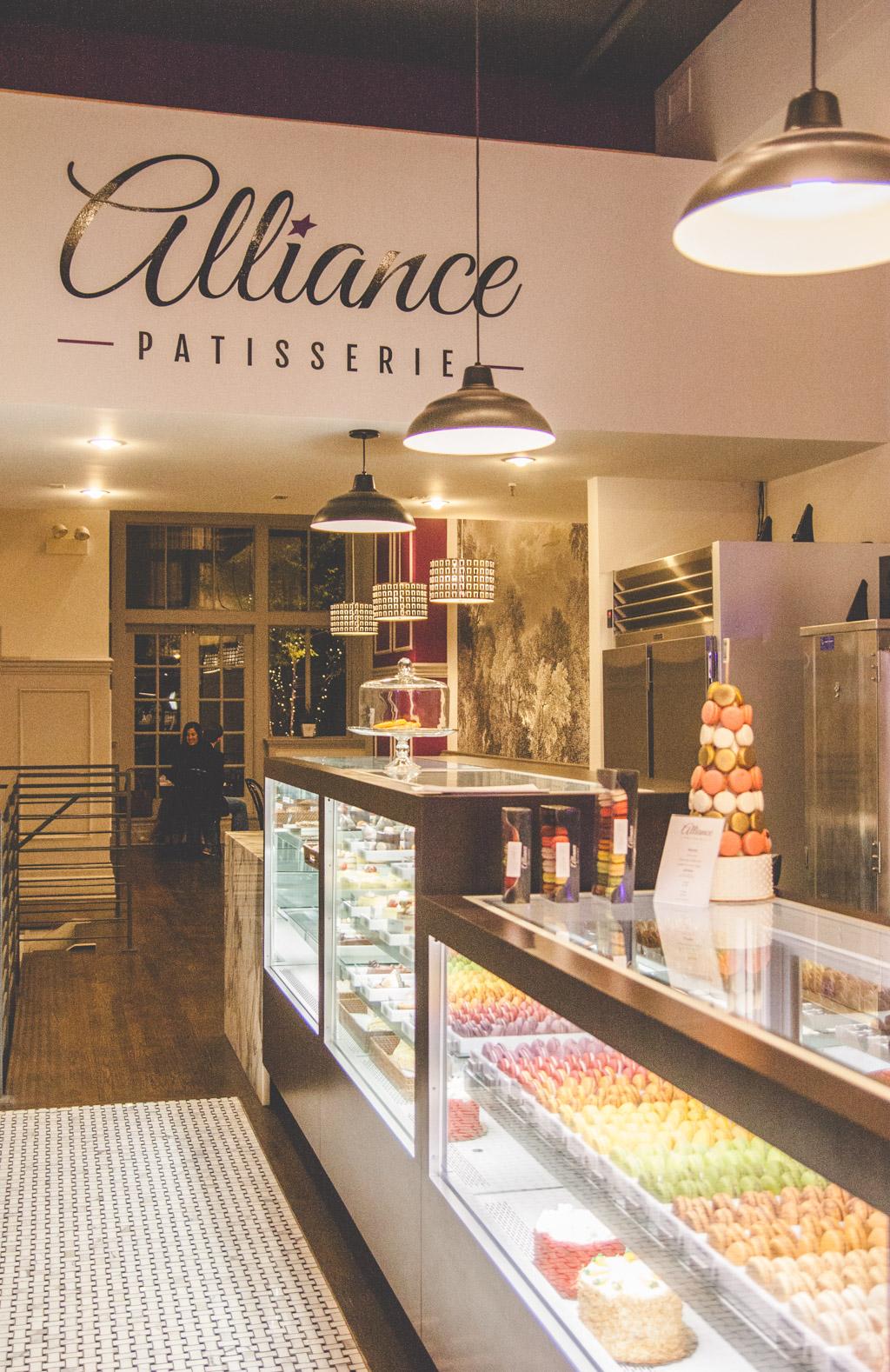 Alliance Patisserie, Chicago