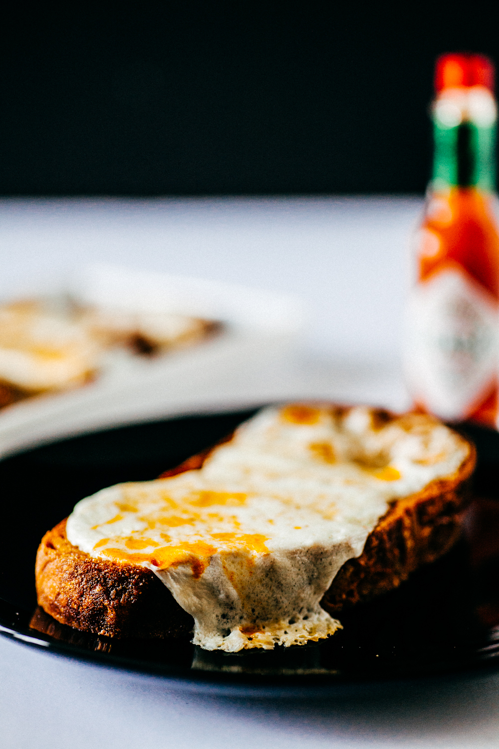 Fried Mozzarella Toasts from Crepes of Wrath | foodiecrush.com