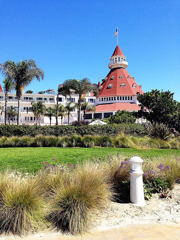 Hotel del Coronado, Coronado, CA foodiecrush.com