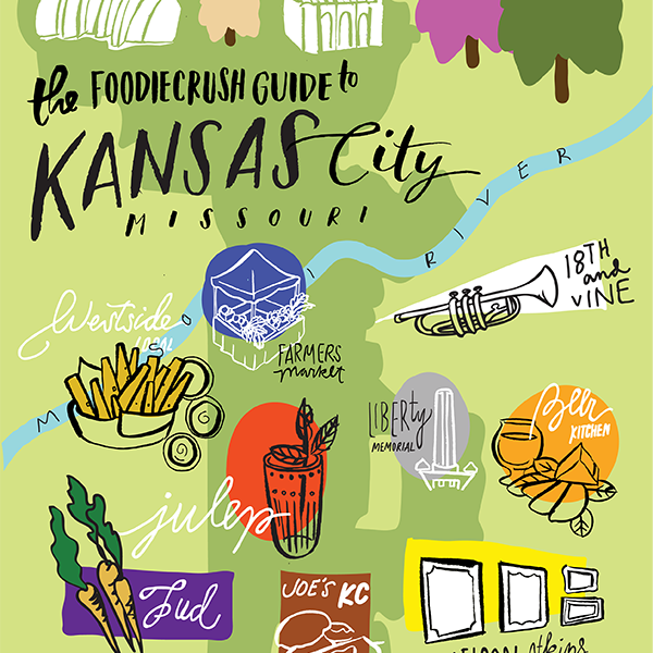 Where to Eat in Kansas City | foodiecrush.com
