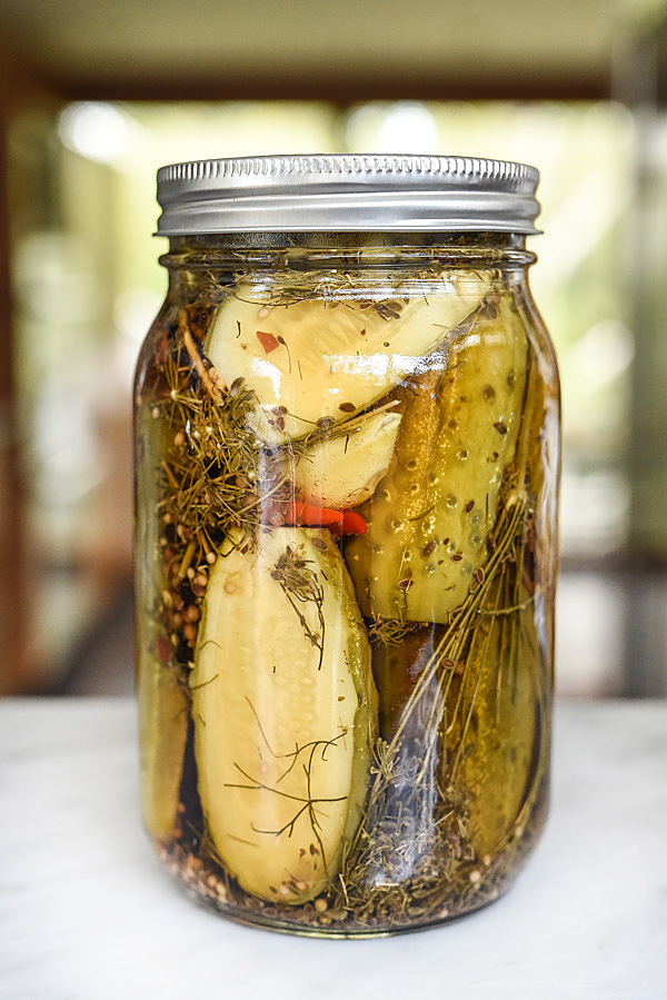 Garlic Dill Y Pickle Recipe