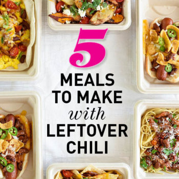 From breakfast to dinner, these recipes will put your leftovers to work | foodiecrush.com