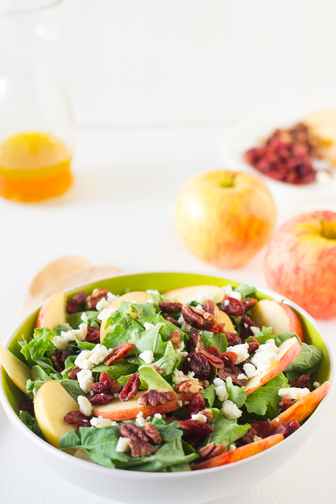 Apple-Pecan-and-Feta-Salad-with-Honey-Apple-Dressing-is-loaded-with-fall-flavours-and-is-sweet-crunchy-and-good-for-you-apple-salad-fall-healthy-vegetarian-2