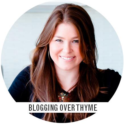 Laura Davidson | Blogging Over Thyme