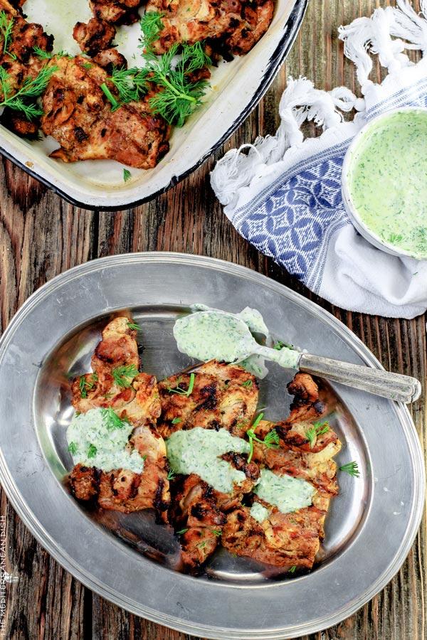 Mediterranean-Grilled-Chicken-Thighs-Recipe-11