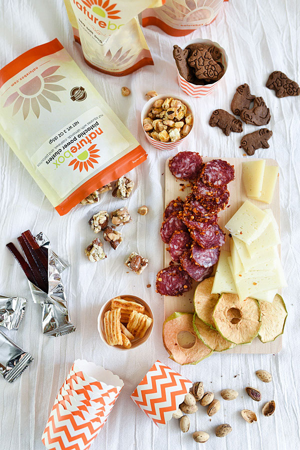 How to Avoid the Hangrys and Snack Smart | foodiecrush.com