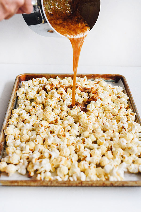 The-Best-Chewy-Caramel-Corn-foodiecrush.com-003