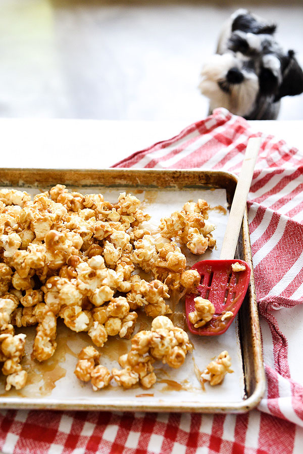 The-Best-Chewy-Caramel-Corn-foodiecrush.com-009