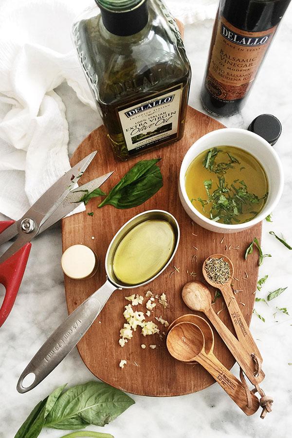 Mediterranean Quinoa Salad foodiecrush.com