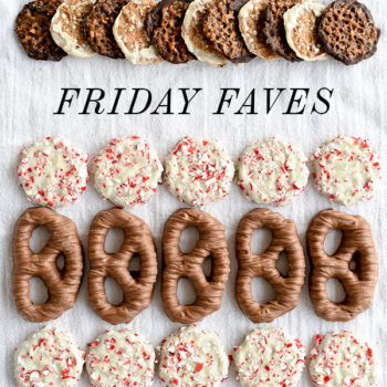 Friday Faves and a Giveaway on foodiecrush.com