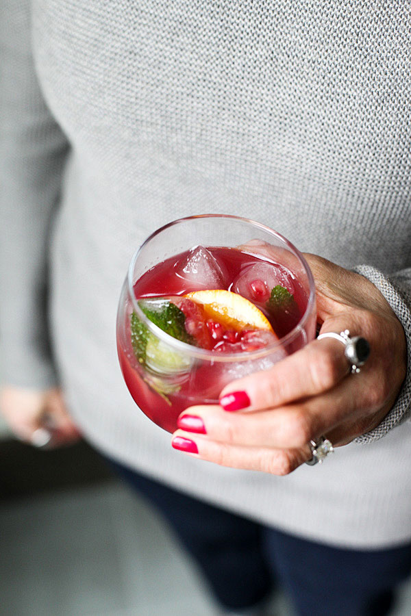 Pomegranate-and-Orange-Champagne-Punch-foodiecrush.com-007