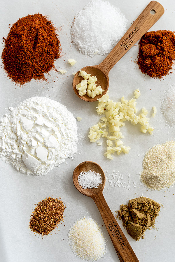 steak fajita seasoning ingredients