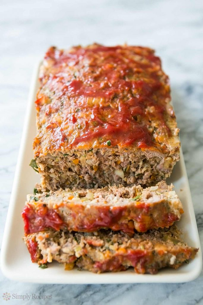 Classic Meatloaf from Simply Recipes on foodiecrush.com