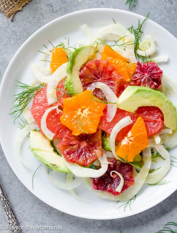 citrus-fennel-and-avocado-salad2-flavorthemoments.com