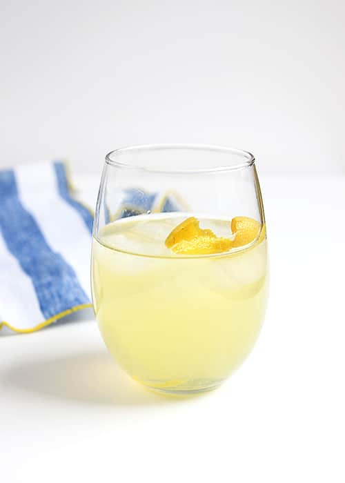 Mel's Hard Lemonade from The Faux Martha on foodiecrush.com