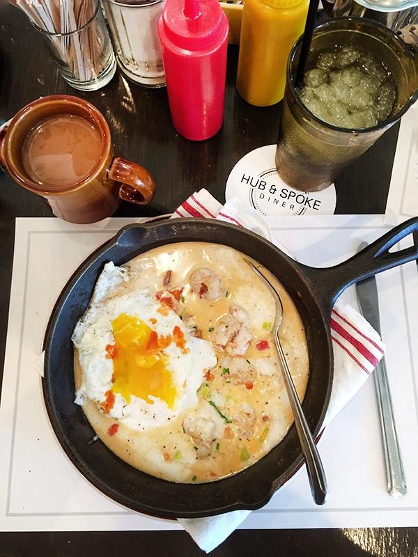 Hub and Spoke Diner Salt Lake City | foodiecrush.com